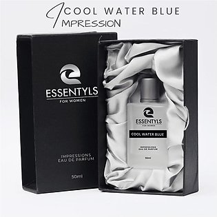 Essentyls- Impression of Cool Water Blue For Women ,50ml