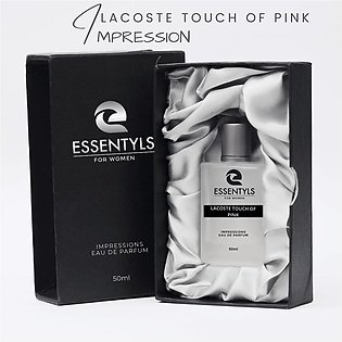 Essentyls- Impression of Lacoste Touch of Pink For Women ,50ml
