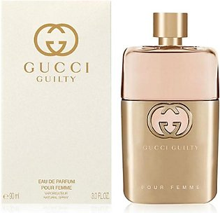 Gucci- Guilty EDP Perfume for Women, 90ml