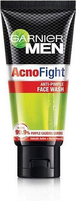 Garnier- Men Acno Fight Face Wash, 50g