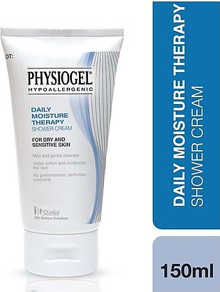 Physiogel- Daily Moisture Therapy Shower Cream For Body, 150 ml