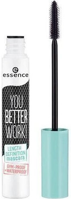 Essence- You Better Work Length Definition Mascara