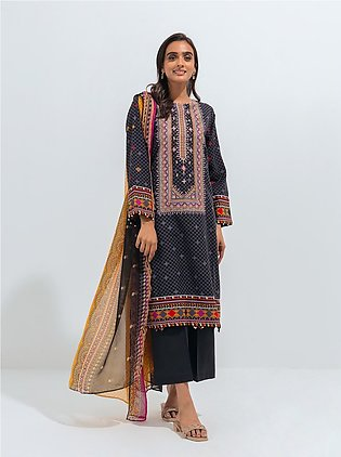 Tribal Deco-Embroidered-2P