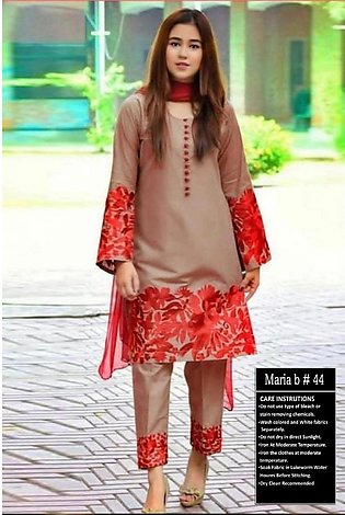 Maria B Embroidered 2Pc lawn -GA7027-1
