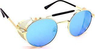 Round Shaped Covered Sunglasses (SG-4545)
