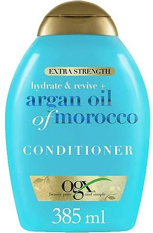 Ogx Hydrate & Revive + Argan Oil Of Morocco Conditioner 385ml