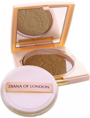 Diana Of London Absolute Stay Compact Face Powder 407