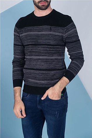 TRENDY WOOL SWEATER