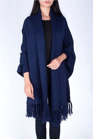 LACE WARM CAPE