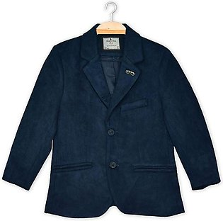 SUEDED BLAZER