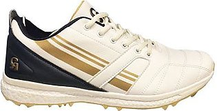 CA 6110 Cricket Shoes-Golden