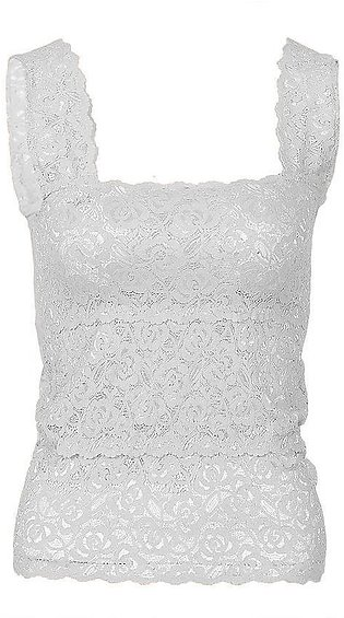 White Stretchable Imported Lace Bra – Fashion 2000-S