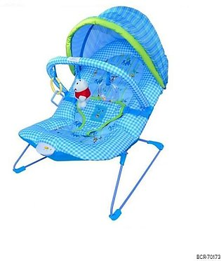 New Baby Bouncer In Blue