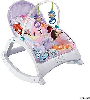 Infant-to-Toddler Baby Rocker