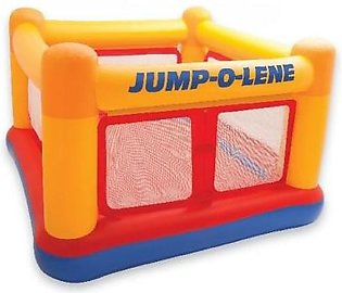 Intex Jump-O-Lene Playhouse Bouncer 68.5″ x 68.5″
