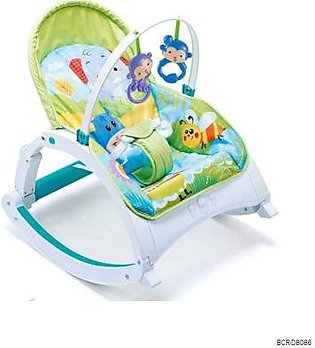 Rabbit Rock N Nap Rocker Chair for Baby