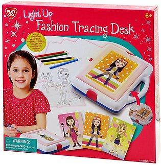Playgo – Trace It Up Fashion Artist Battery Operated