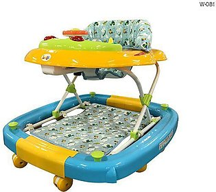 News Style Comfortable Baby Walker