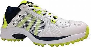 CA Plus 20K Cricket Shoes – Lime & White