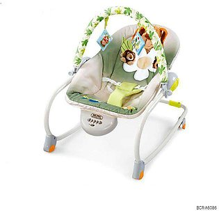 Musical Rocking Chair Vibrating Baby Bouncer Electric Baby chair