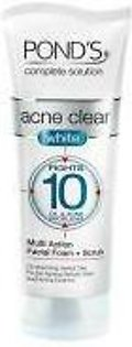 Ponds Face Wash Acne Clear-100G