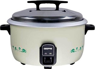 Geepas GRC4323 Electric Rice Cooker 10 Liter Multicolor
