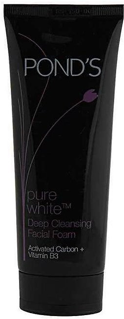 Ponds Face Wash Pure White-100G