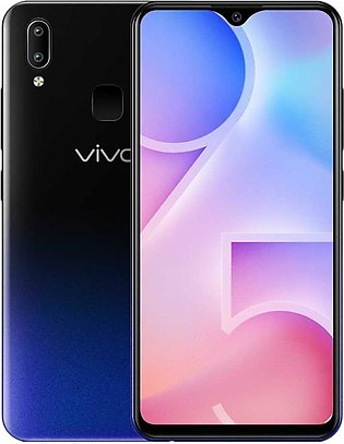 Vivo Y95 64 GB Rom 4 GB RAM Blue And Black