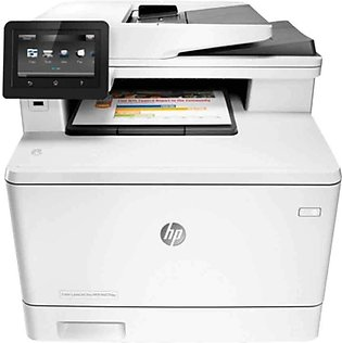 HP Laserjet Pro 426FDW Color Printer (Print  Copy  Scan  Fax)