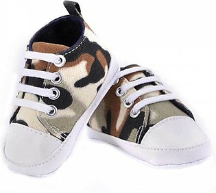 Kids Camouflage Shoes
