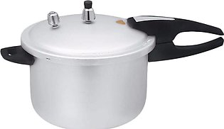 King Chef Cookware Aluminum Pressure Cooker 11 Liter