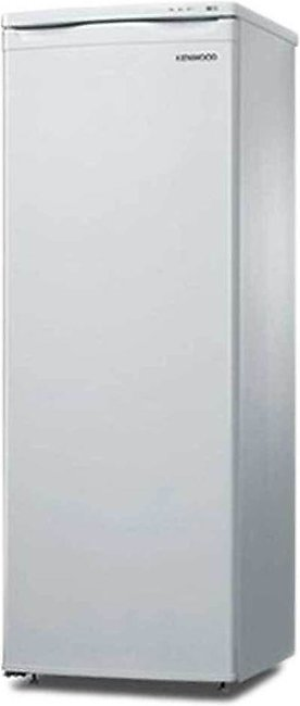 Kenwood Upright Freezer Whhite 8 Cu Ft KDF-222V