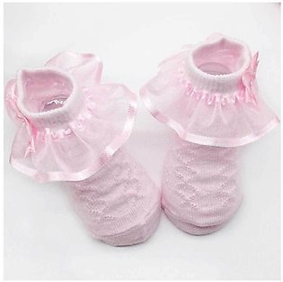 Baby Pink Stylish Shoes