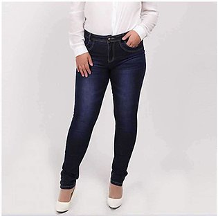 Women's Slim Fit Denim Jeans