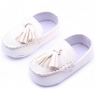 Off White Baby Comfortable Shoes