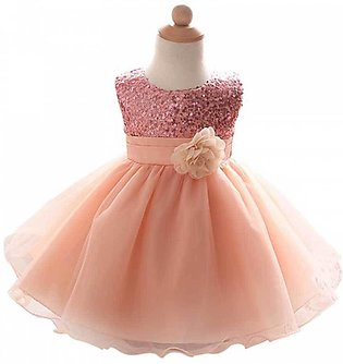 Baby Frock Designs Wedding Party Dress