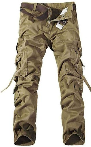 Men's Casual Army Cargo Pants