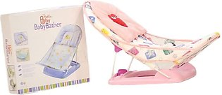 Hello Baby Pink Bather & Chair