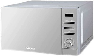 HOMAGE HDG   201S Microwave Oven with grill 20 liters    Silver