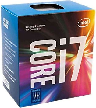 Intel Core i7 7700 7th Gen. 3.6GHZ 8MB Cache