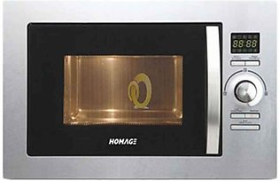 HOMAGE HBM-3401 SS 34 Ltr Built In Microwave Oven