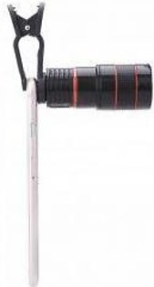 Universal Mobile Cell Phone Lens 8X Zoom Telescope Camera