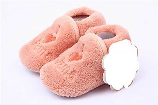 New Born Baby Soft Cotton Comfy Shoes