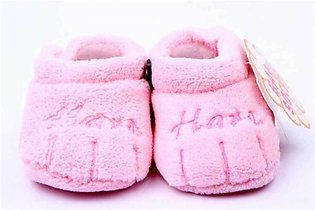 Cute Baby Pink Shoes