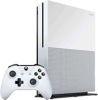 Microsoft Xbox One S 500GB Console and Wireless Controller Region Free