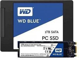 SSD drive Western Digital 500GB BLUE (Part # WDS500G1B0A 00H9H0)