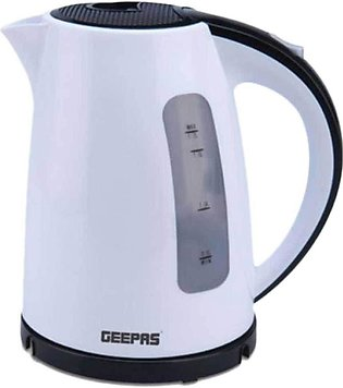 Geepas GK 5449 Electric Kettle White