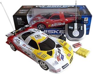 Whisker Remote Control Car