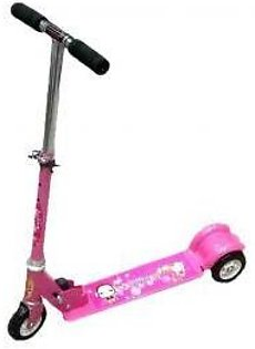 Pink Scooty