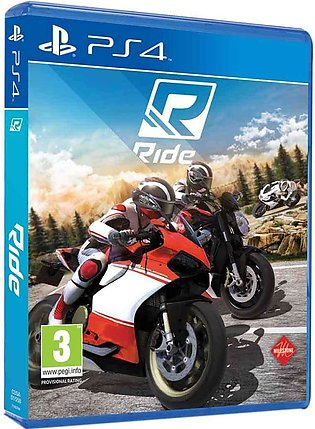 Ride PlayStation 4 Game